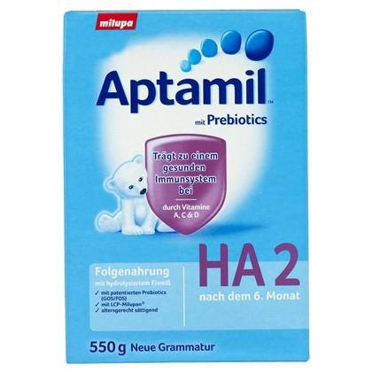 Aptamil HA 2, 550g