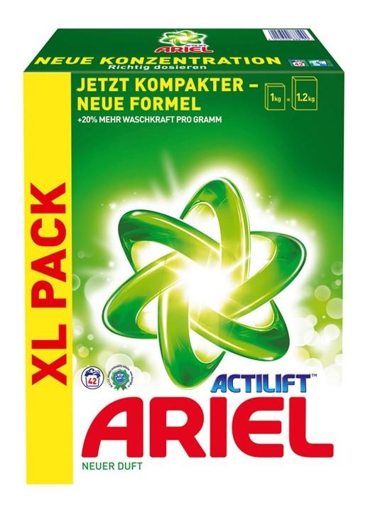 Ariel Actilift, 40 dávek