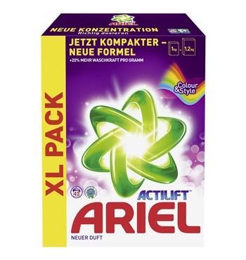 Ariel Actilift Colour & Style, 40 dávek