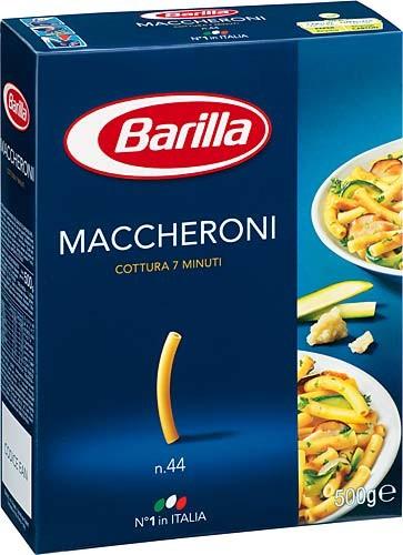 Barilla, Maccheroni, 500g