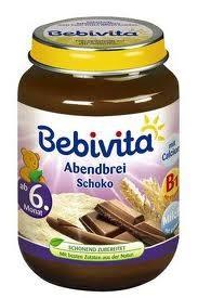 Bebivita Abendbrei Schoko,190g