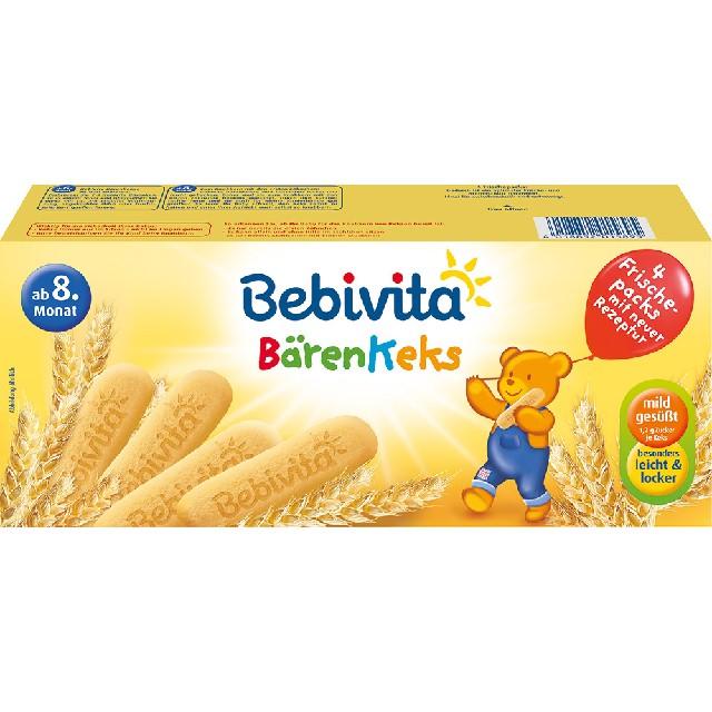 Bebivita BärenKeks,4balení
