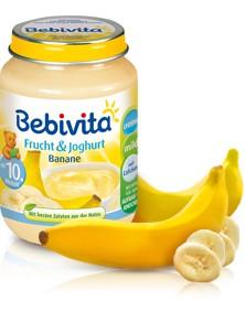 Bebivita Frucht&Joghurt Banane,190g