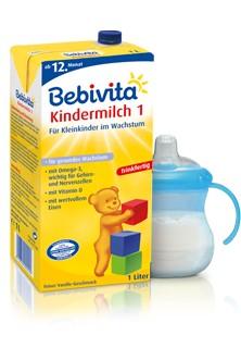 Bebivita Kindermilch 1 trinkfertig, 1L