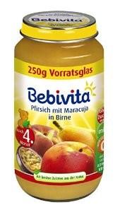 Bebivita Pfirsich mit Maracuja in Birne, 250g