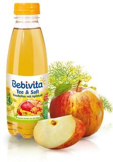 Bebivita Tee & Saft, 500ml