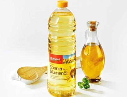 Bellasan - slunečnicový olej,1L
