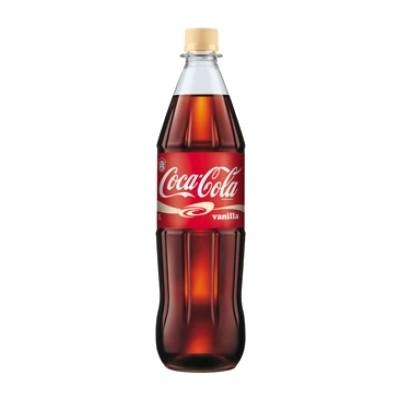 Coca Cola Vanilka, 1L