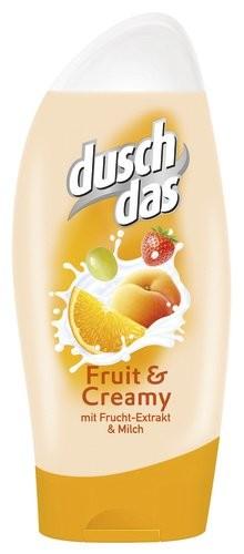 Dusch das Fruit & Creamy, 250ml