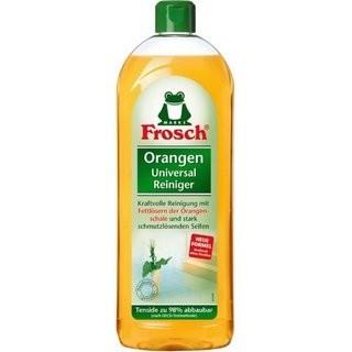 Frosch, Orangen Universal Reiniger, 750ml