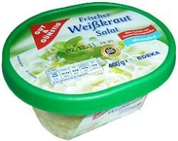 GG, Frischer Weisskraut Salat, 400g