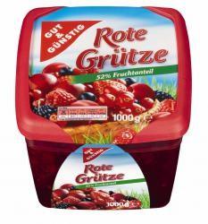GG, Rote Grütze, 1kg