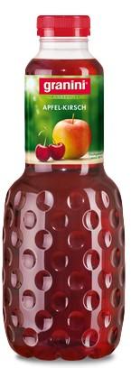 Granini, Apfel-Kirsch, 1L