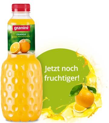 Granini, Orange, 1L
