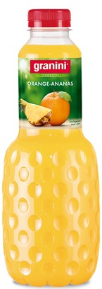 Granini, Orange-Ananas, 1L