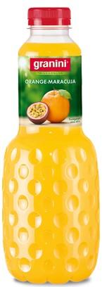 Granini, Orange-Maracuja, 1L