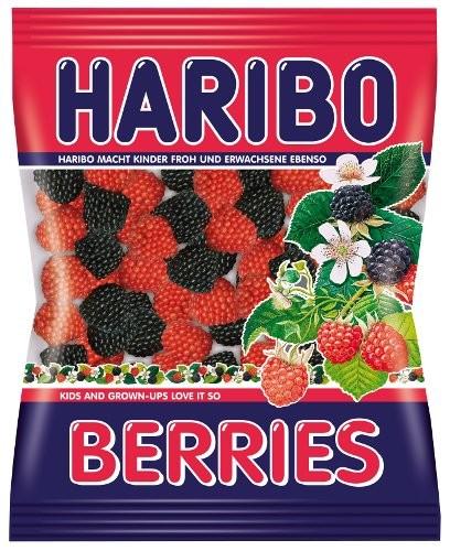 Haribo, Berries, 200g