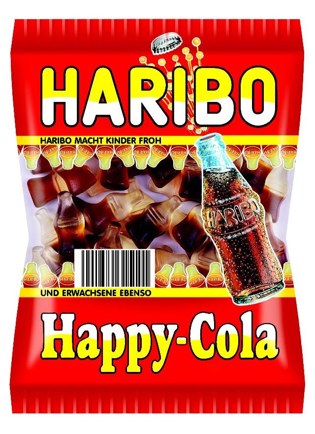 Haribo, Happy Cola, 200g