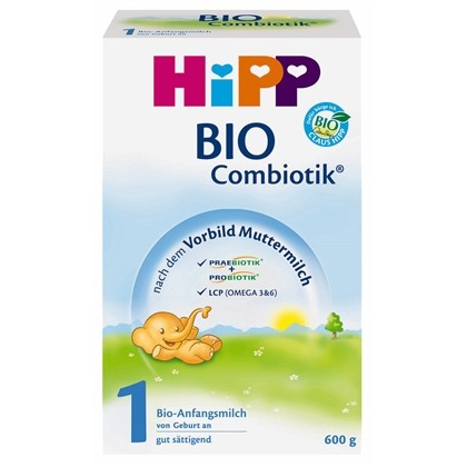 Hipp Bio Combiotic 1, 600g