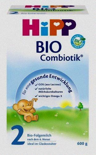 Hipp Bio Combiotic 2, 600g