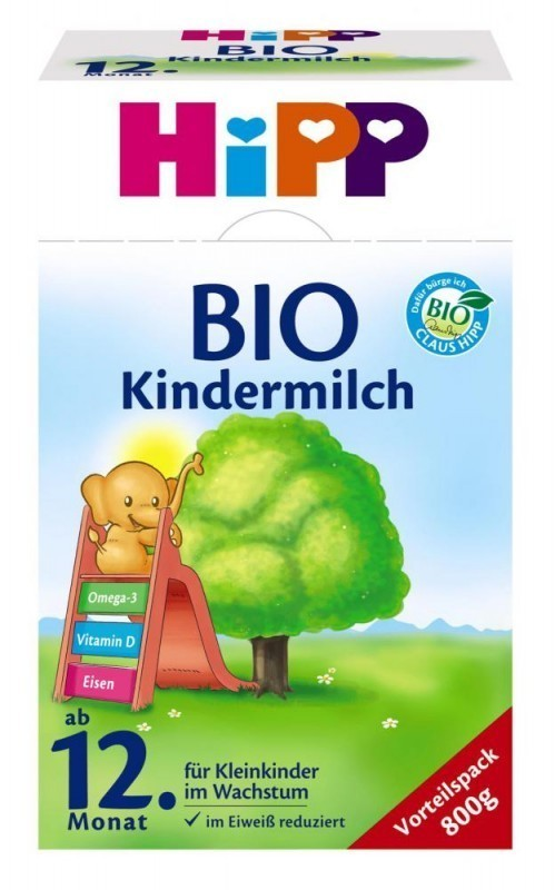 Hipp Bio Kindermilch 1, 800g
