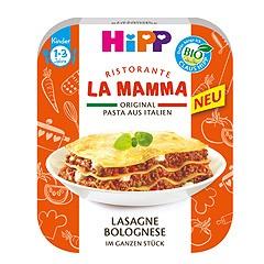 Hipp Ristorante La Mamma, Lasagne Bolognese, 250g