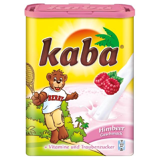 Kaba, Kakao s příchutí malin,400g