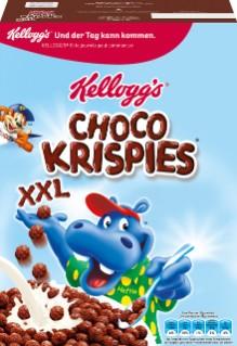 Kellogg's Choco Krispies XXL, 375g