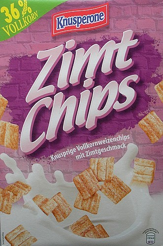 Knusperone, Zimt Chips,750g