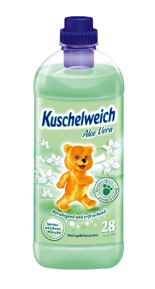 Kuschelweich Aloe Vera,1L