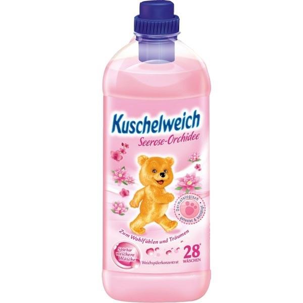 Kuschelweich Seerose-Orchidee,1L