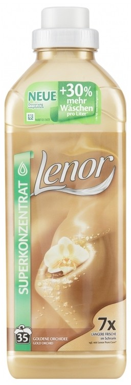 LENOR Goldene Orchidee, 29 dávek