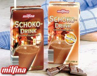 Milfina Schoko-drink 1,5% ,0,5L