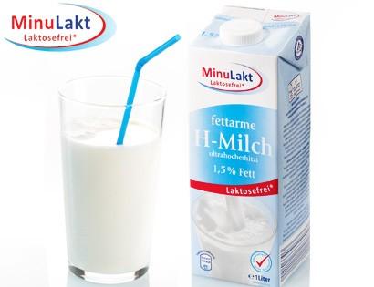 MinuLakt, H-Milch 1.5% - 1L