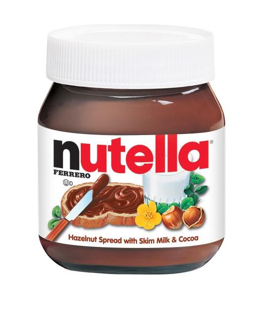 Nutella,750g