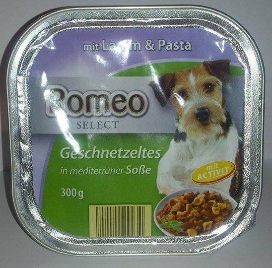 Romeo Select, Různé kozervy,300g