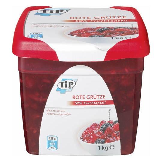 Tip, Rote Grütze,1kg