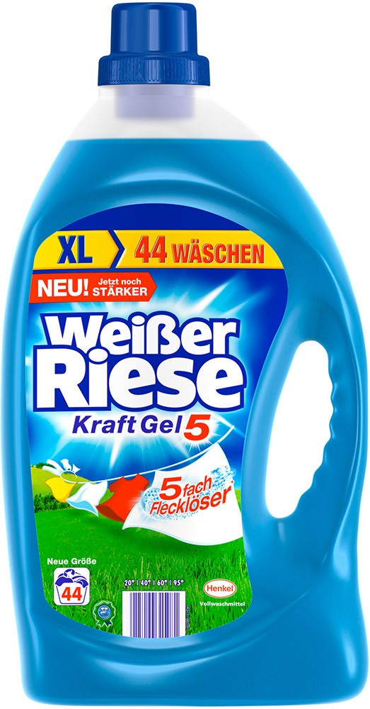 Weisser Riese KraftGel, 44 dávek