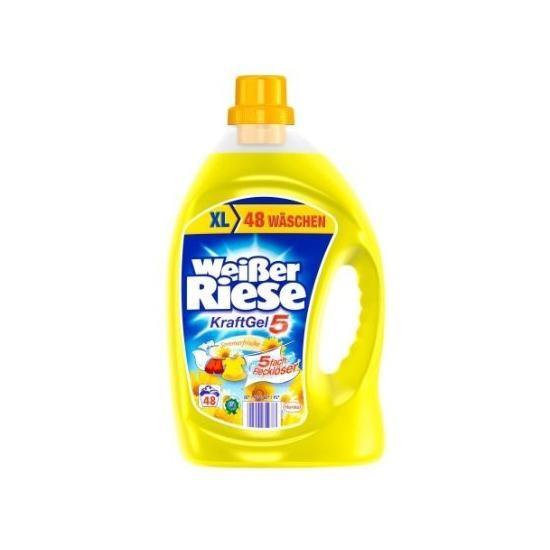 Weisser Riese KraftGel5, žlutý, 44 dávek