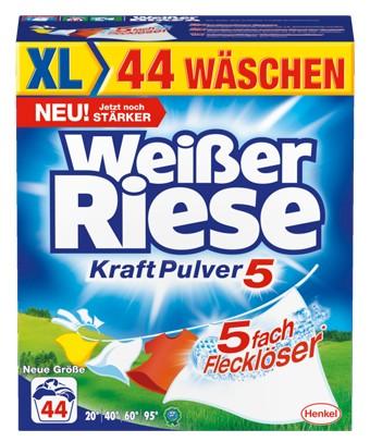 Weisser Riese Kraftpulver 5, 44 dávek